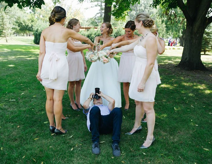 Wedding Photography Advanced Techniques For Digital Photographers: 30 Dedicated Wedding Photographers Who Went To Hilarious