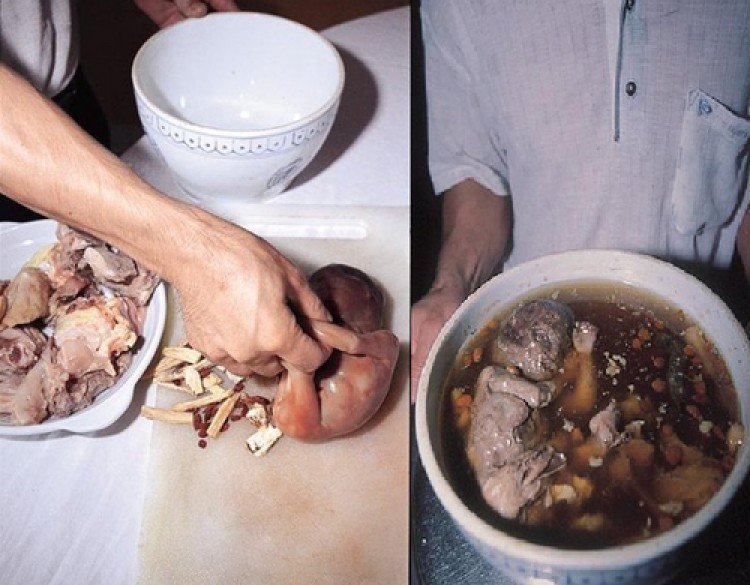 Believe It Or Not People In East Asia Actually Eat These Bizarre Things