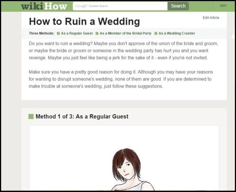 10 WTF wikiHow Pages You Won't Believe Actually Exist