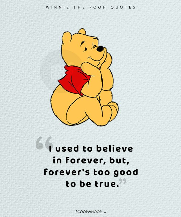 25 Quotes That Prove Winnie The Pooh Was A Cartoon That ...