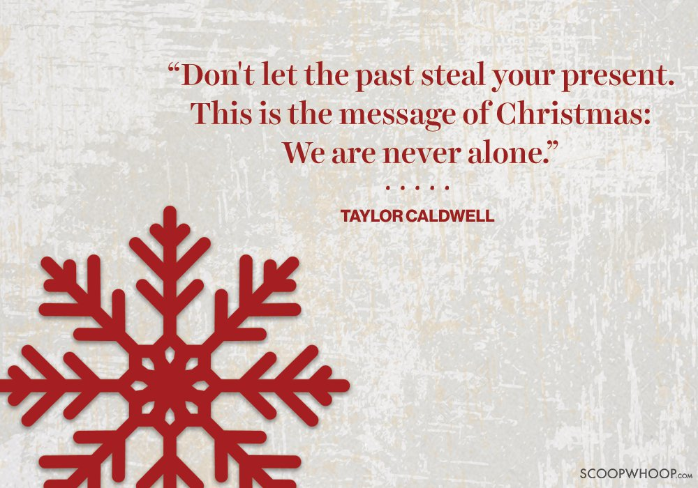 uplifting christmas quotes