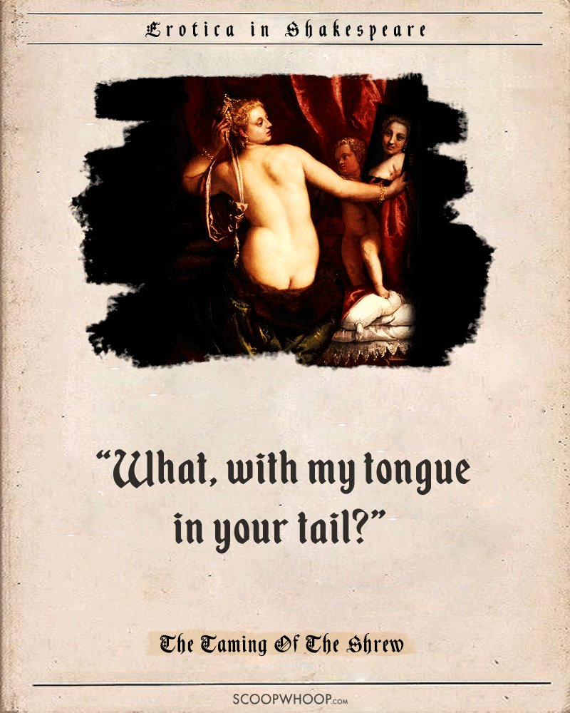 Have thought shakespeare quotes sex excellent