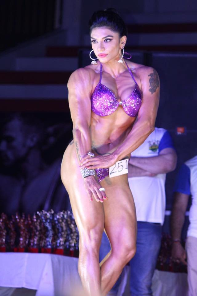 Image result for Jasmine Manak bodybuilder