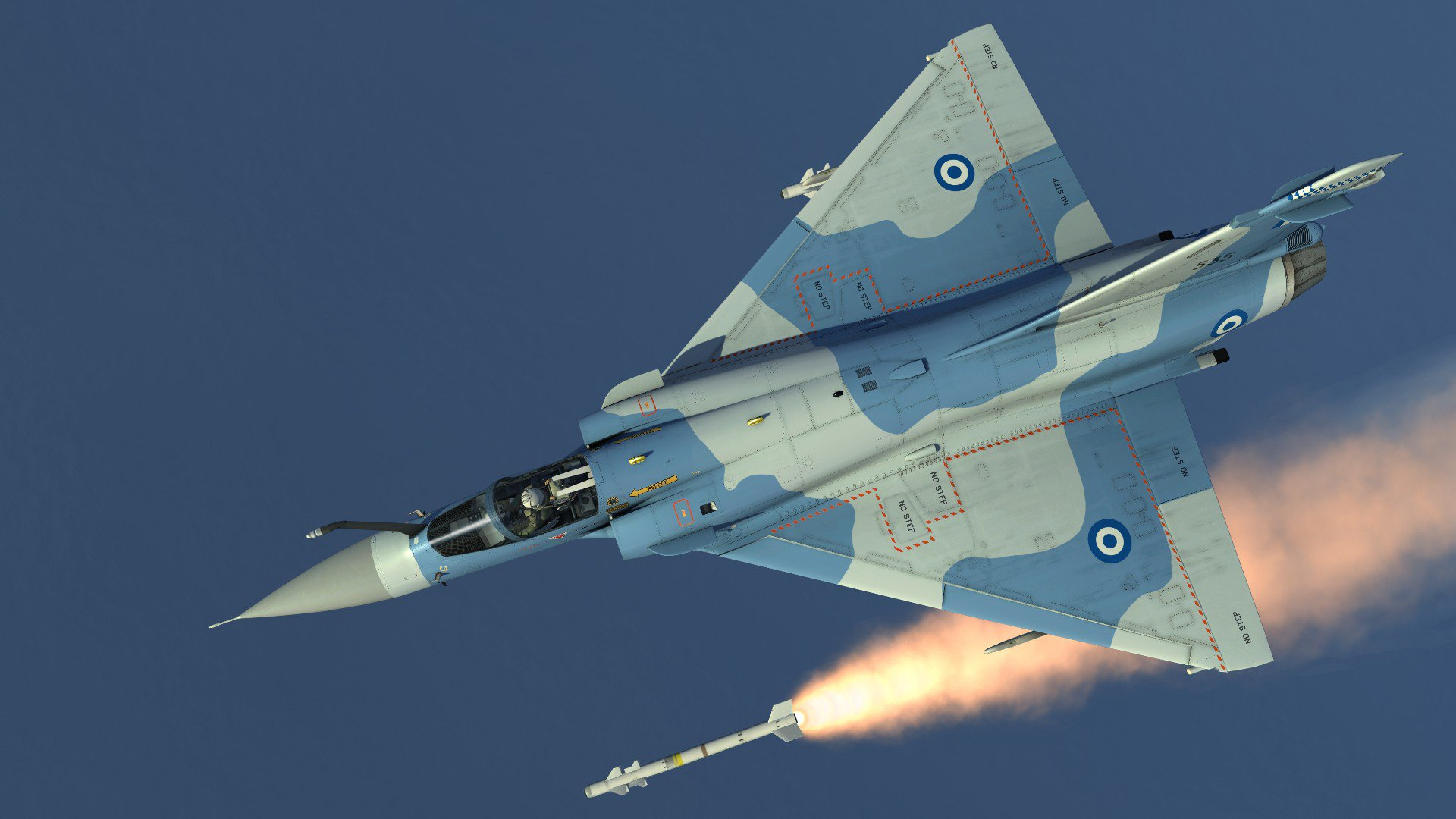 Here's Everything You Need To Know About The Mirage 2000 Jets The