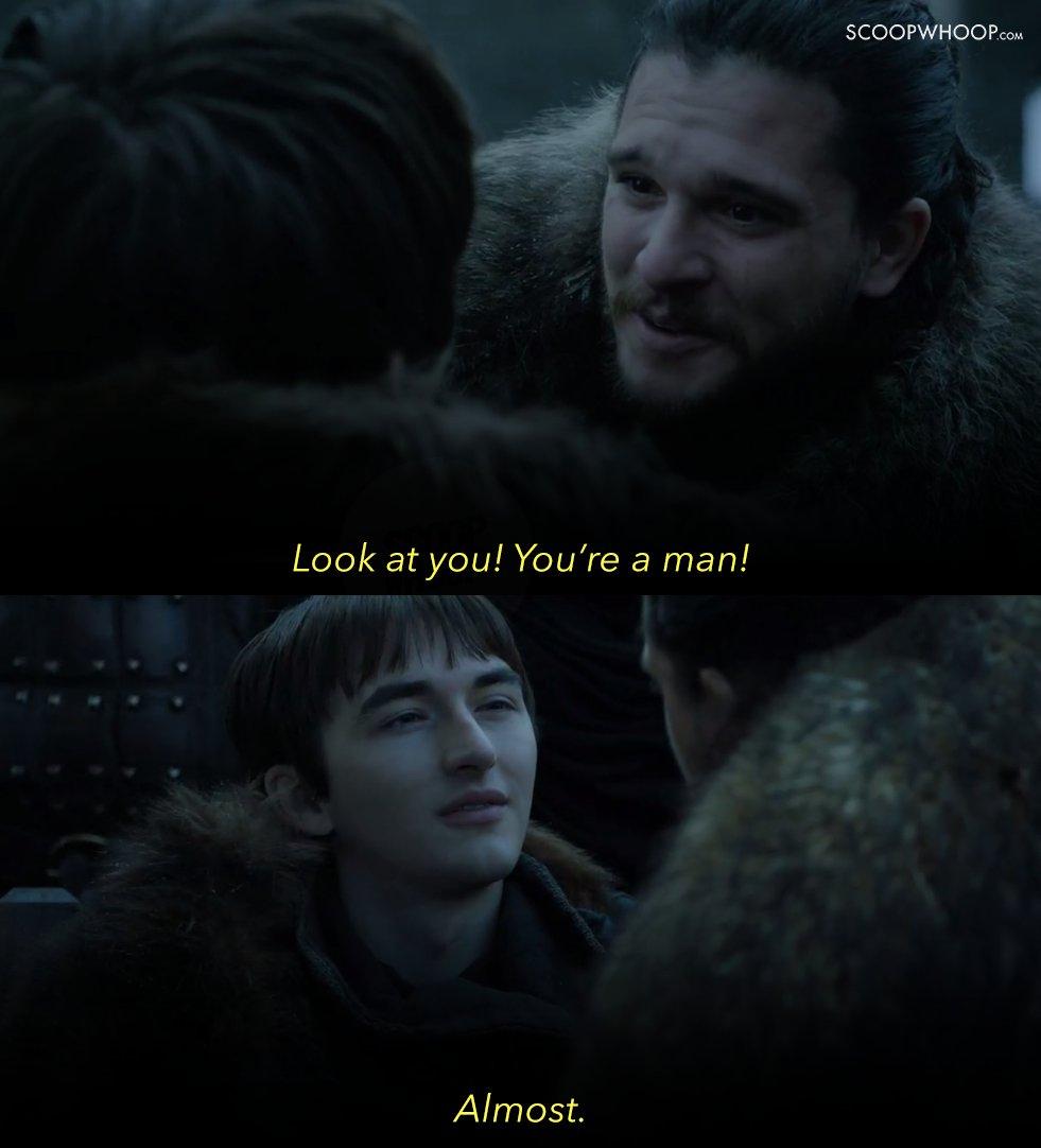 Quotes Game Of Thrones Season 8 Master Trick