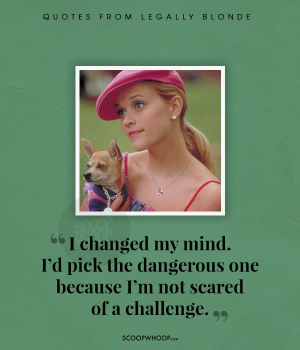 16 Quotes By The Legendary Elle Woods From \'Legally Blonde ...