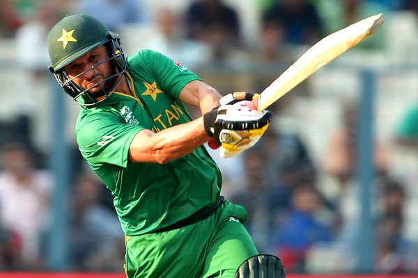 Shahid Afridi Finally Revealed His 'Real Age' In His Autobiography But We Still Have Questions