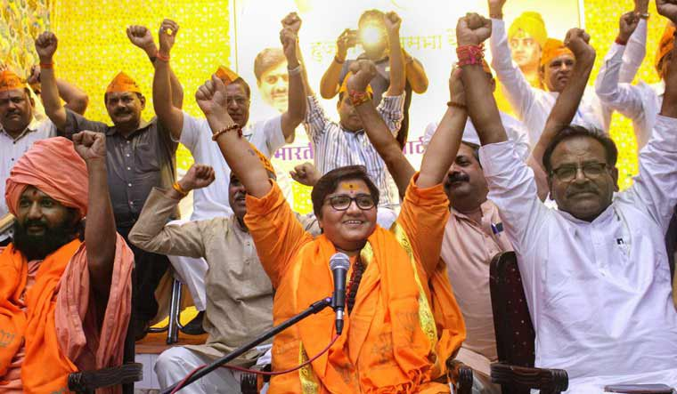 Sadhvi Pragya Wins In Bhopal. We Just Put A Terror-Accused & Gandhi Assassin Fan In The Parliament