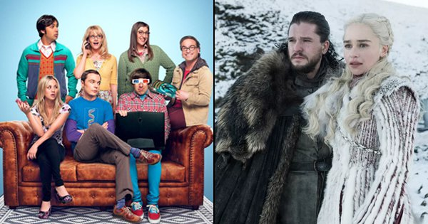 'The Big Bang Theory' Finale Had A Bigger Viewership Than The 'Game Of Thrones' Finale