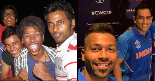 Hardik Pandya's Throwback Pic Of Him Cheering For The 2011 World Cup Shows Dreams Do Come True