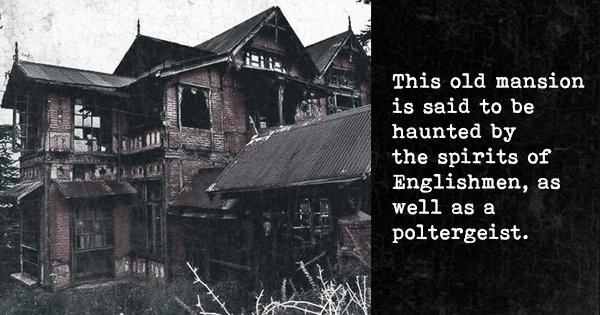 10 Haunted Places In Himachal Pradesh That You Can Explore At Your Own Risk