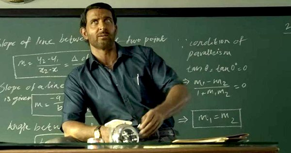 Hrithik Plays A Genius Mathematician In 'Super 30' But Only Time Will Tell If The Story 'Adds' Up