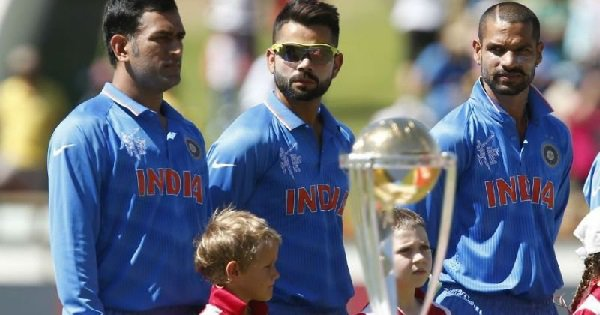 If The 2011 World Cup Was For Tendulkar, Then This One Should Be For MS Dhoni