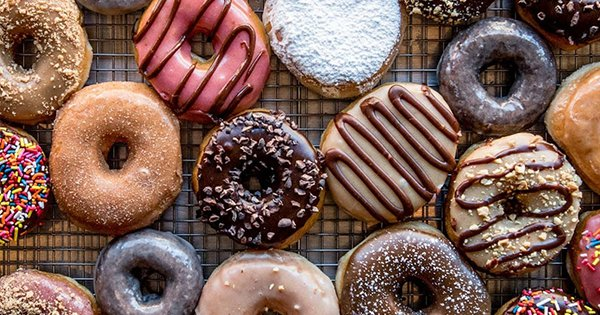 25 Tempting Pictures Of Doughnuts Because You Can Never Stop At Just One