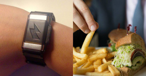 This Bracelet Will Shock You If You Eat A Lot Of Junk or Spend Too Much Money. Just What I Needed