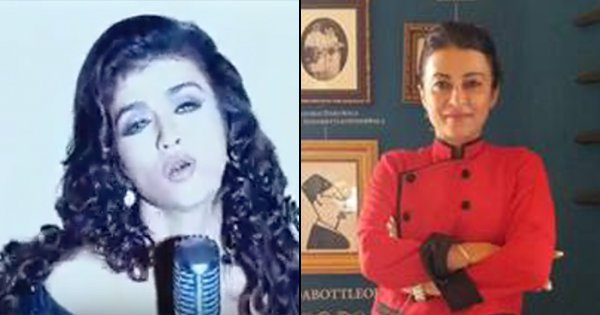 Remember Indipop Star Anaida? Turns Out She's A Chef-Partner At Restaurant Chain Sodabottleopenerwala