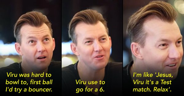 11 Things We Learnt About Brett Lee During His 'Best Interview' On Breakfast With Champions