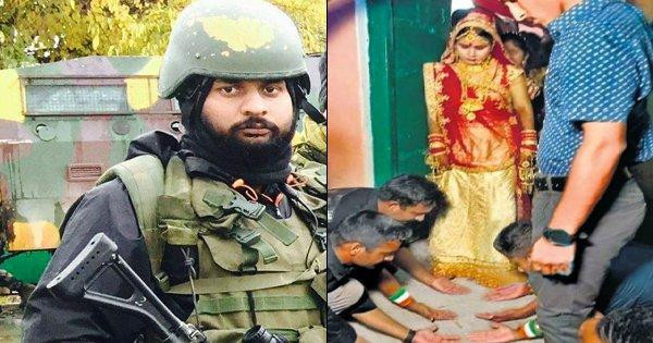 50 IAF Commandos Donate 5 Lakh & Perform Wedding Rituals Of Martyred Commando's Sister