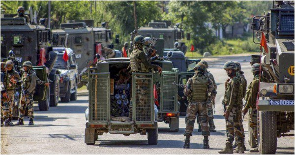 J&K Encounter: Army Jawan Martyred, 2 Terrorists Gunned Down In Anantnag