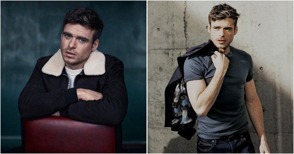 26 Heart-Robbing Pictures Of Richard Madden, The King In The North & Our Favourite 'Bodyguard'