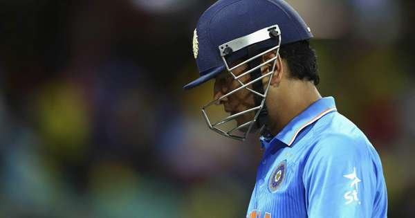 MS Dhoni's 52-Ball-28 & Dismissal Against Afghanistan Is Making Twitter Really Furious