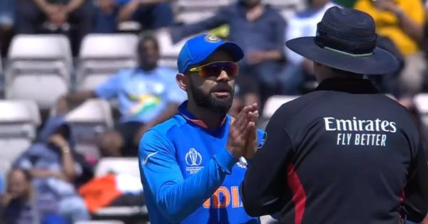Virat Kohli Fined 25% Of Match Fees For Excessive Appealing During Match Against Afghanistan