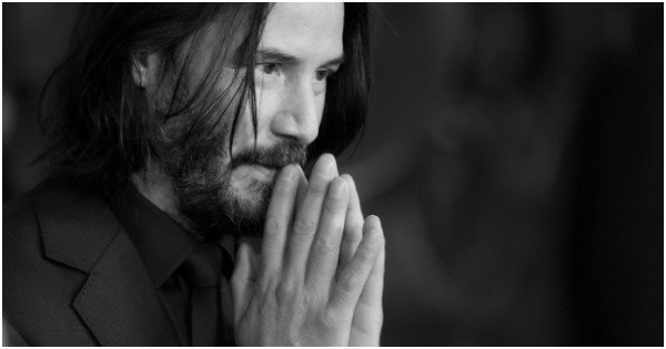 Over 70,000 Fans Sign Petition To Make Keanu Reeves TIME's Person Of The Year