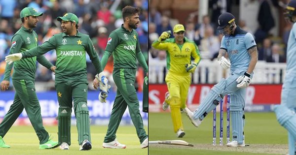 World Cup 2019 Scenarios: Here's How Pakistan, England & The Others Can Qualify For The Semis