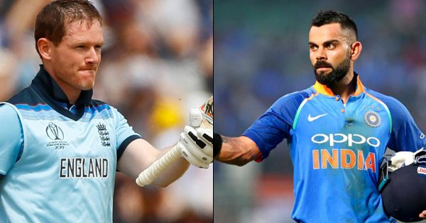 India Vs England: A Head-To-Head Between The Teams At The World Cup