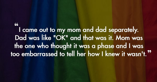 15 LGBTQ People Share The Moment When They First Came Out & Embraced Their True Selves