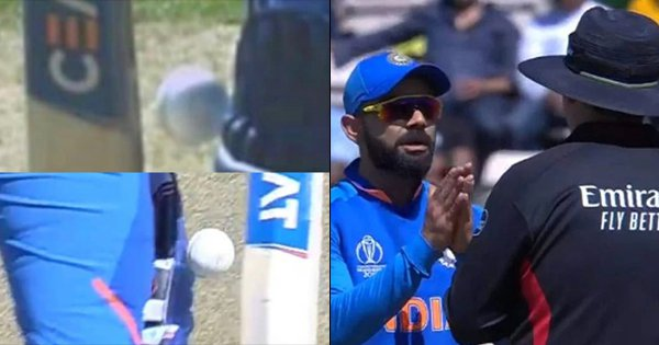 With Unsuccessful Calls & Bad Luck, DRS Is Not Proving To Be India's Friend In This World Cup