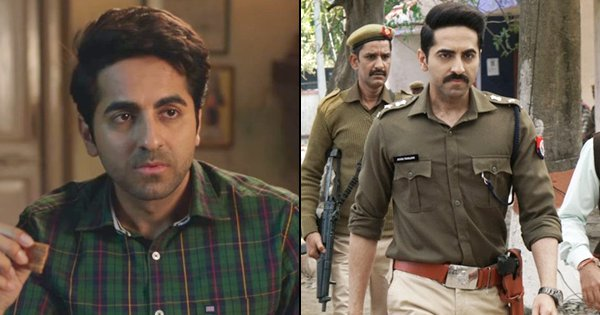 Ayushmann Khurrana's Fearless Film Choices Make Him The Hero That Doesn't Bow Down To Formulas