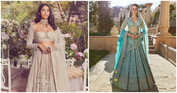 Try These Unconventional Colours For Bridal Lehengas To Break Free From Reds And Pastels