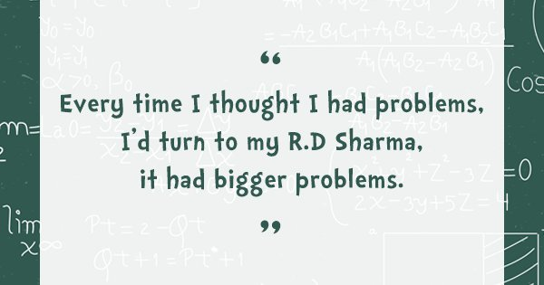People Share Their Memories Growing Up With Maths, The One Subject That We Loved To Hate