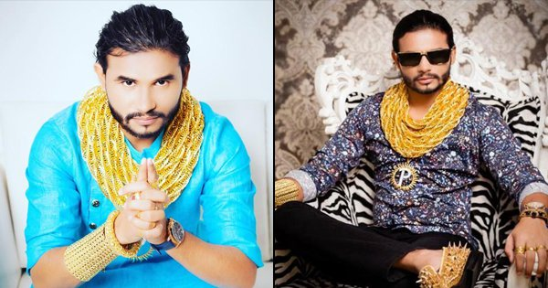 This Man Is Such a Big Fan of Bappi Lahiri, He Now Wears 5 Kg Gold Worth ₹1.5 Crore