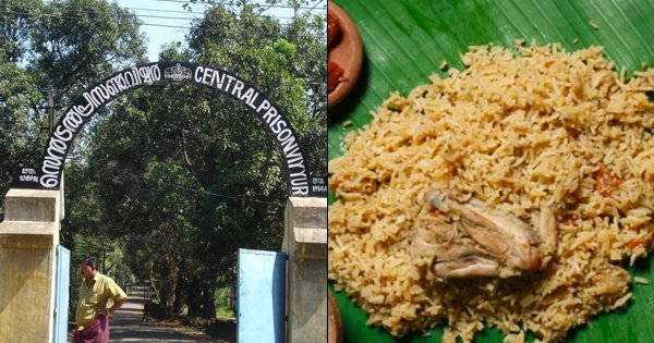 This Kerala Prison Is Now Selling Biryani Made By Its Inmates On Swiggy