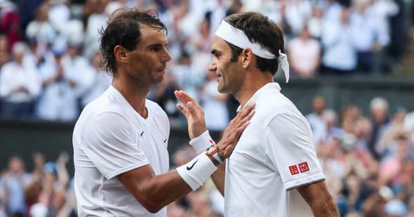Last Night, Federer Defeated Nadal But We Were The Real Winners As We Got To See Them Play Again