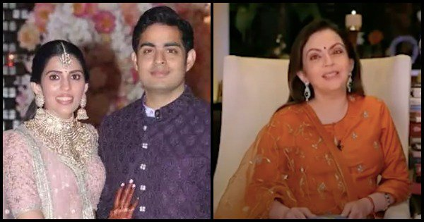 The Entire Ambani Khandaan Gave Shloka A Birthday Gift With This Fairytale Themed Video