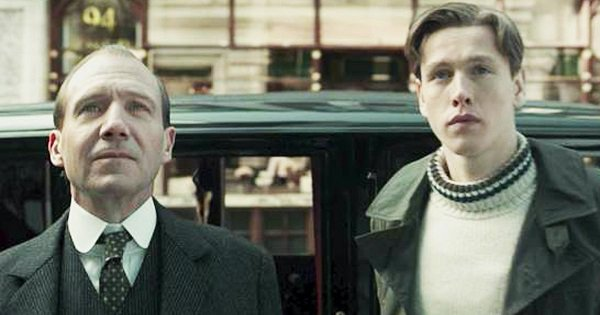 With 'The King's Man' Trailer, Ralph Fiennes Takes Us Back To 'Where It All Began'