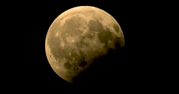 Everything You Need To Know About July's Partial Lunar Eclipse & Buck Moon