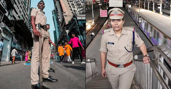 After Saree Twitter, Police Officers Share Their 'Dabangg' Pictures With #KhakiSwag