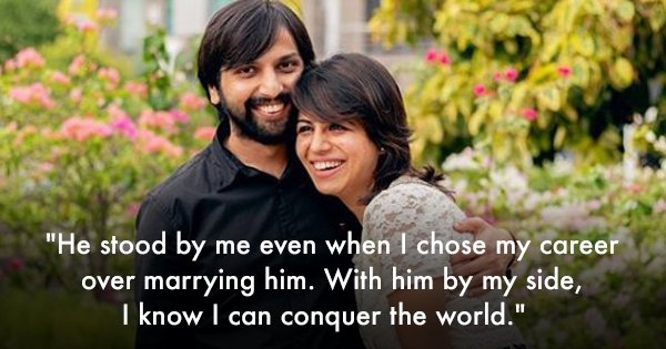 This Couple's Story Is Proof Of How True Love Actually Uplifts You & Makes You Feel Invincible