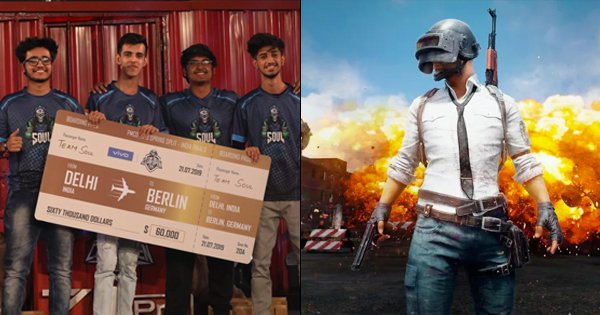 India's PUBG Mobile Club Open Finalists Denied German Visa For Global Finals