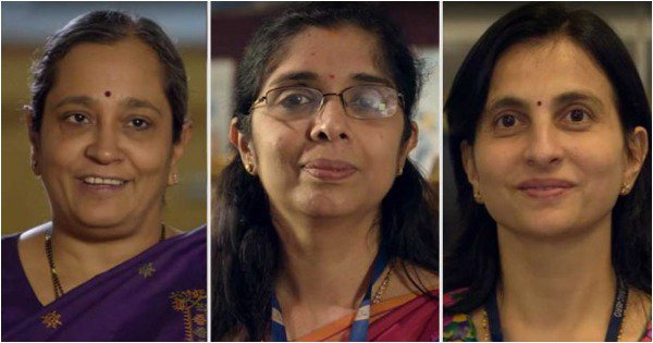With 'Mission Mangal' Trailer Out, Here's A Look At The Women Who Put India On Mars