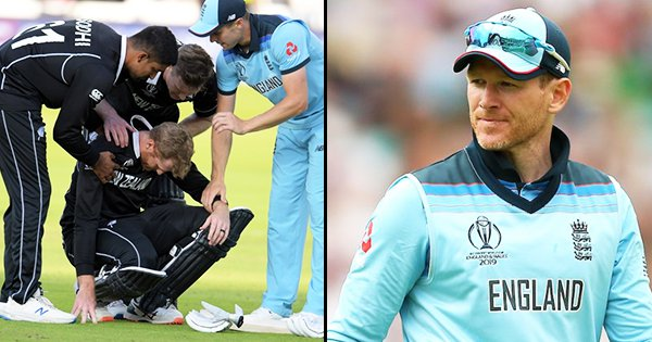 Eoin Morgan Questions Bizarre ICC Rule, Says World Cup Final Result Is Not Fair