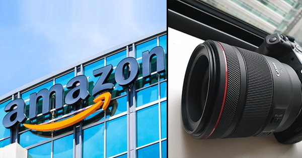 Glitch On Amazon Site Allows Customer To Purchase ₹9 Lakh Camera For Just ₹6500 On Prime Day