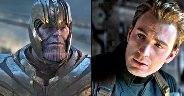 Avengers: Endgame Was Supposed To Have Thanos Decapitating Captain America, Reveal Writers