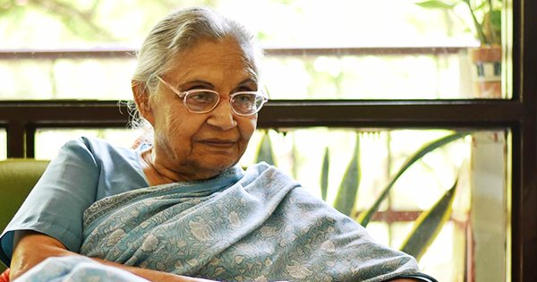 Remembering Sheila Dikshit, The Longest Serving Female CM Of India & A Formidable Woman Leader