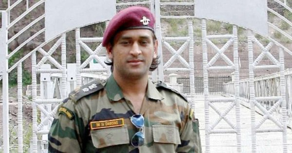 Dhoni Skips West Indies Tour, Takes A 2-Month Break From Cricket To Serve In Parachute Regiment