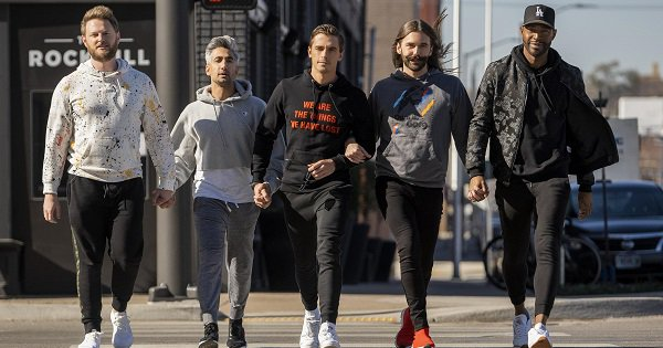 Netflix's 'Queer Eye' Is Much More Than A Makeover Show, It Is Your Daily Dose Of Happiness